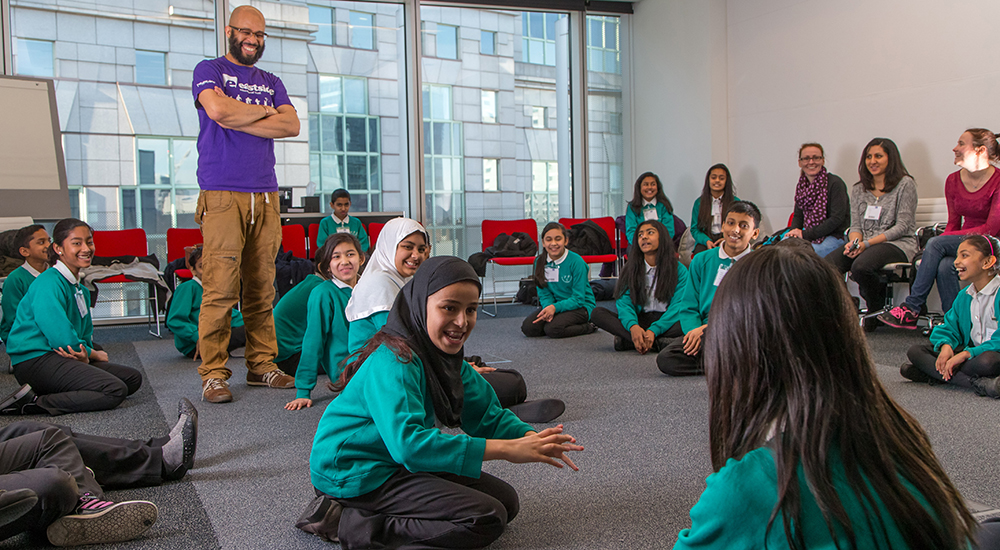 create a new programme with us tower hamlets education business